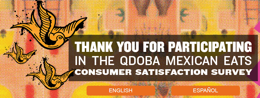 Get Free Chips and Salsa by taking of Qdoba Listens Survey