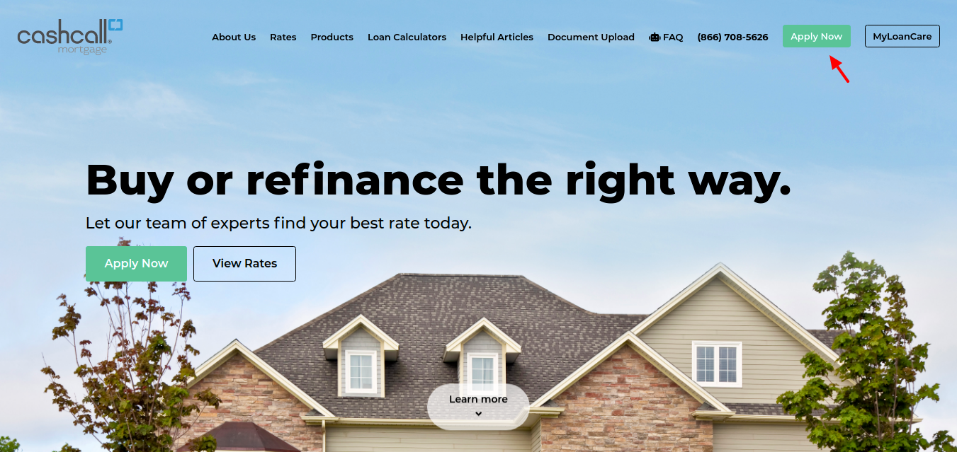 CashCall-Mortgage-applynow