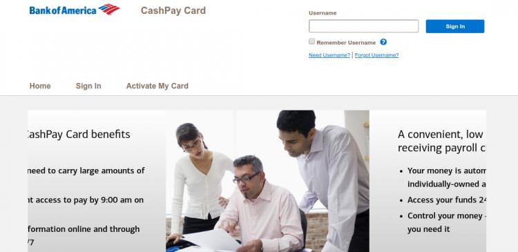 CashPay Card Logo