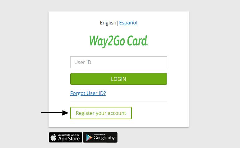 Way2Go Register