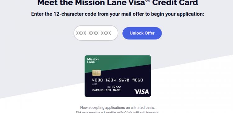 Mission Lane Credit Card Logo