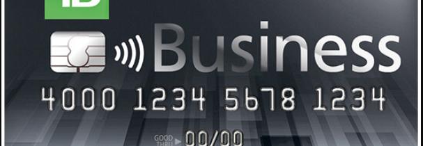 TD Bank Credit Card Logo