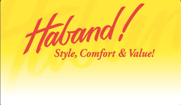 Haband credit card logo