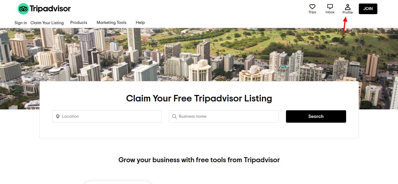 Tripadvisor Login