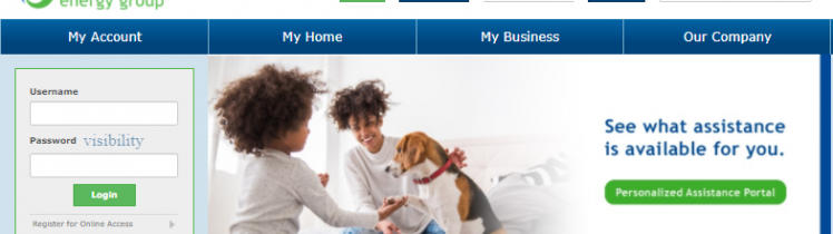 Citizens Energy Group Bill pay