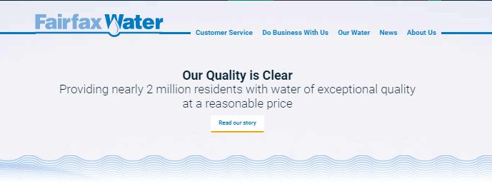 Fairfax Water Payment