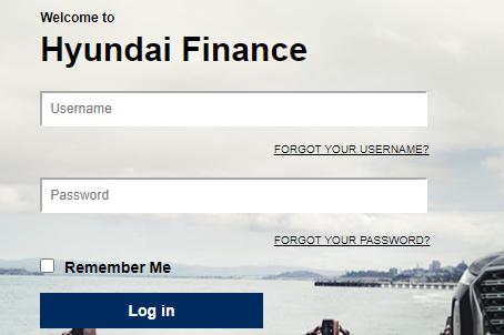 Hyundai Bill Pay